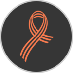 Leukemia ribbon